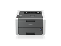 Brother HL-3140CW printer incl. 4 startercartridges